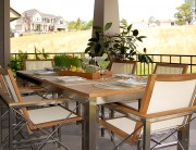 Homearama Outdoor Space