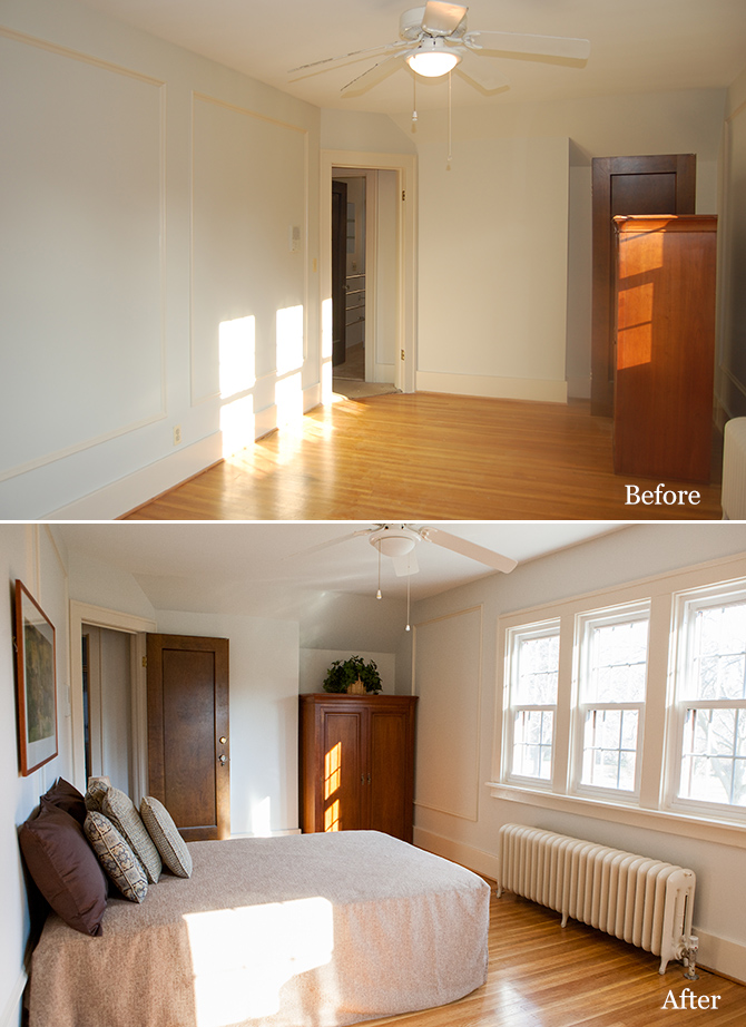 Before And After Home Staging Project Act Two Home Staging