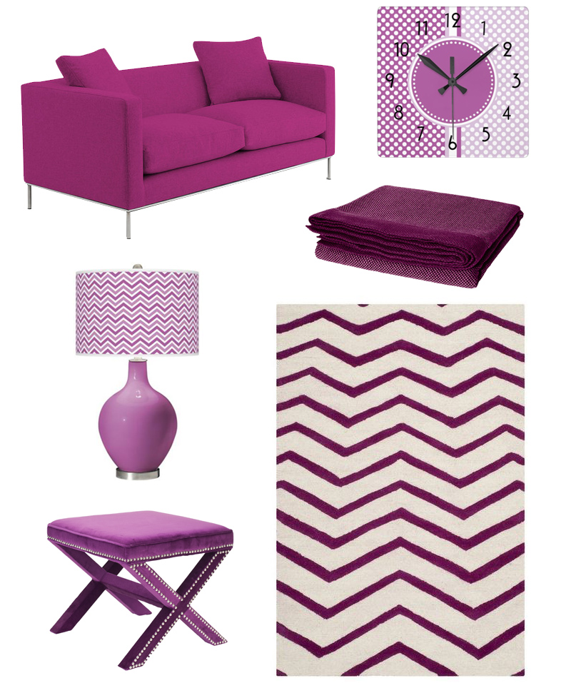 Pantone Color Of The Year: Radiant Orchid