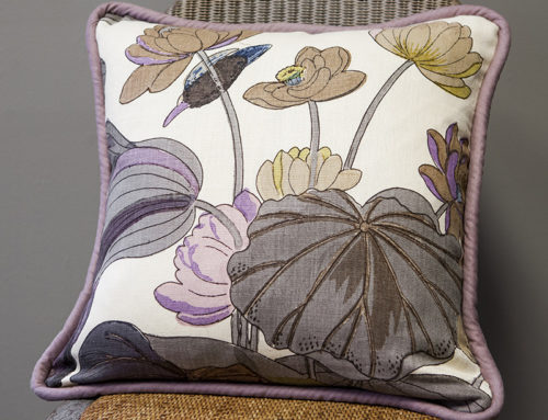Custom Pillow – Radiant Orchid