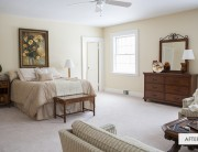 Farmhouse Master Bedroom 1