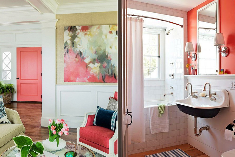 Coral Reef Sherwin Williams 2015 Color Of The Year Act