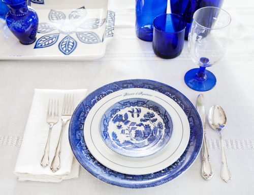 Cobalt Blue is Leona Piro Interiors Color of the Year