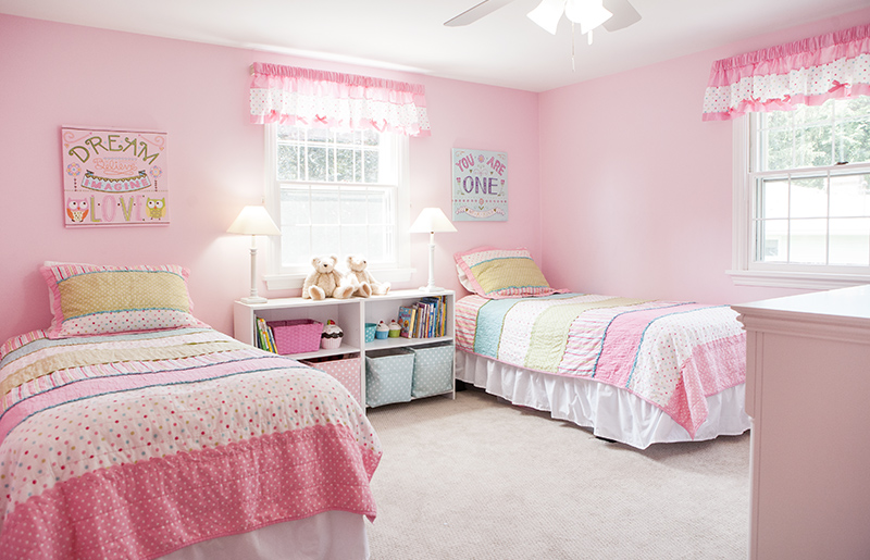 Staging The Kids Rooms Act Two Home Staging